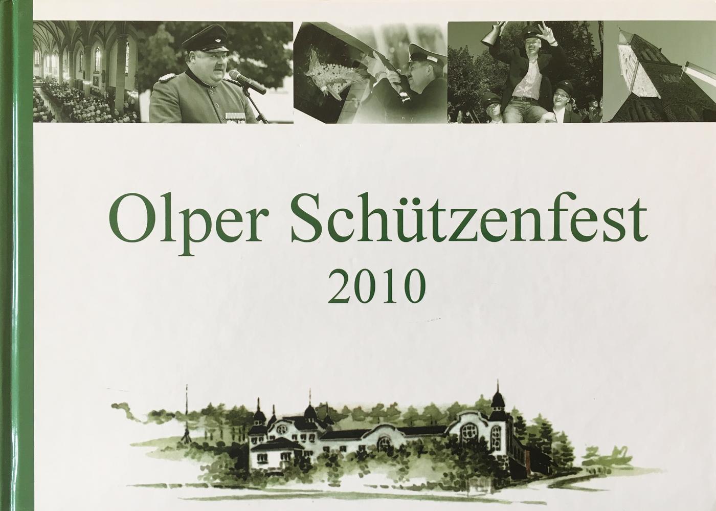 Buch Schützenfest 2010