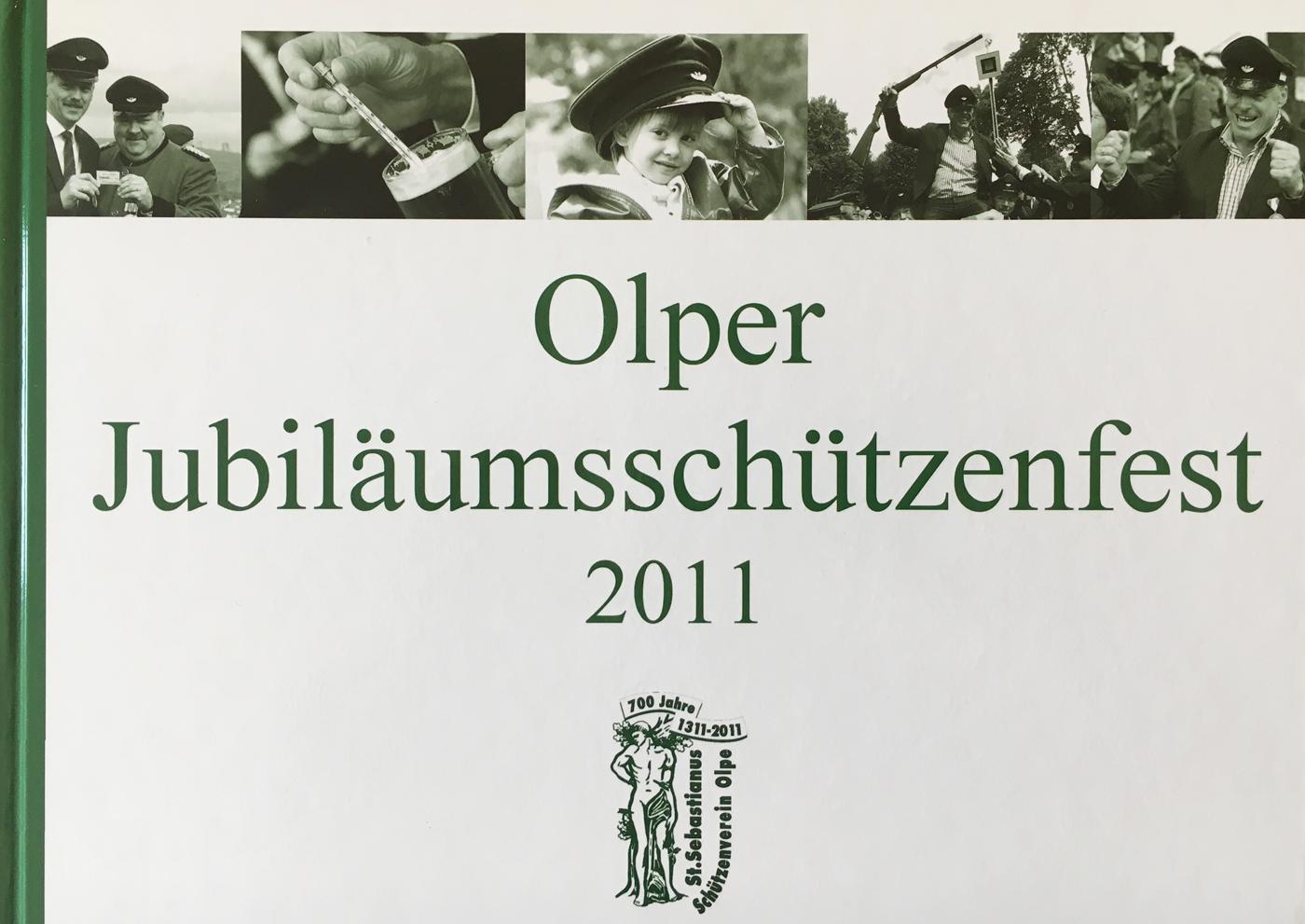 Buch Schützenfest 2011