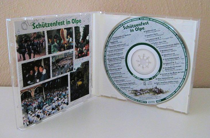 CD Schützenfest in Olpe 2001
