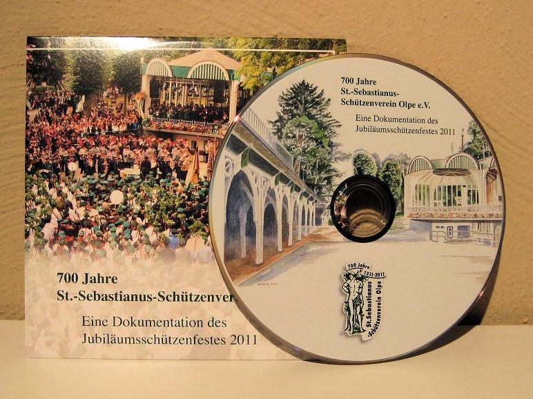 DVD 700 Jahre Schützenverein
