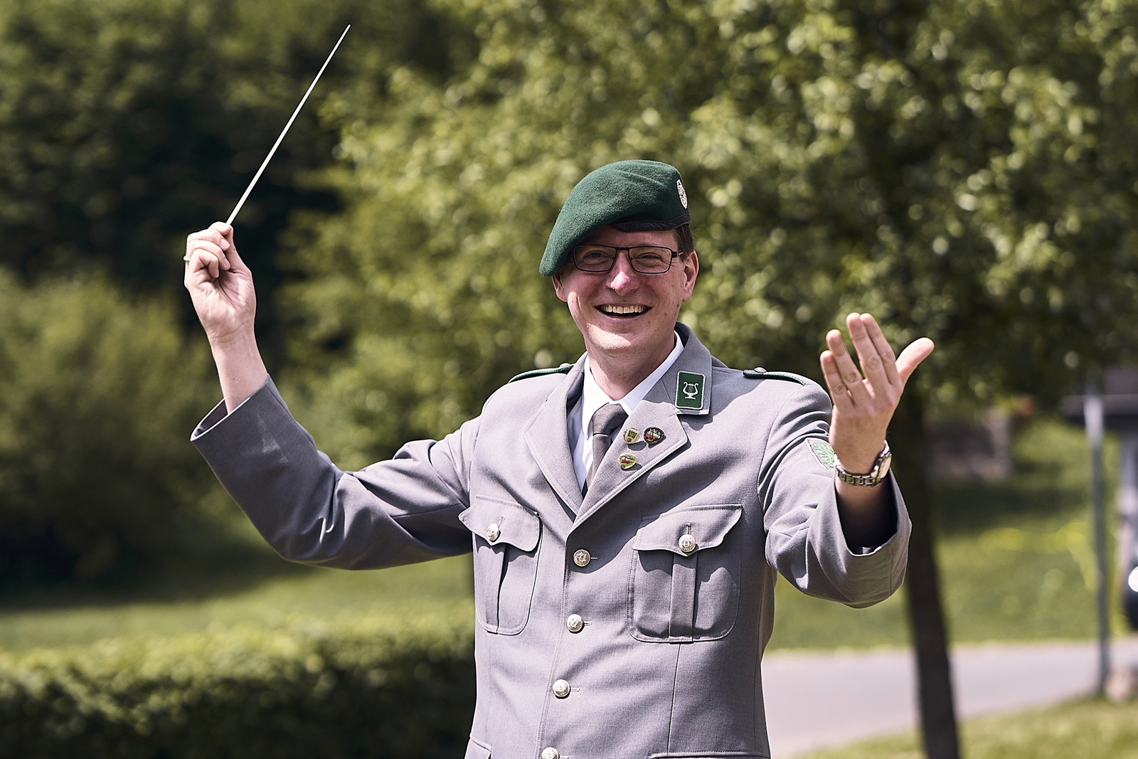Musikverein Rehringhausen - Dirigent Christoph Scheppe