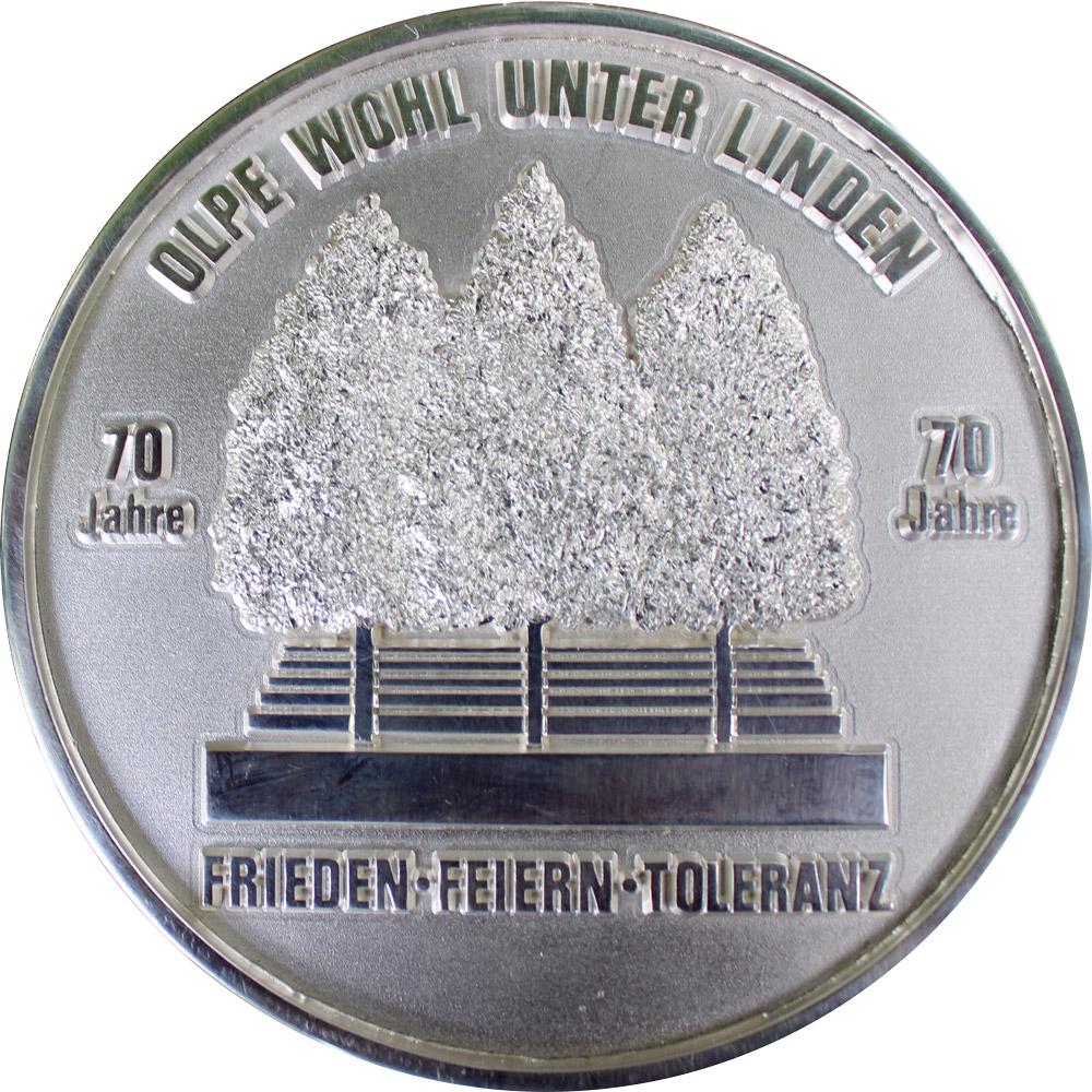 Orden Schützenkönig Horst Peter Becker