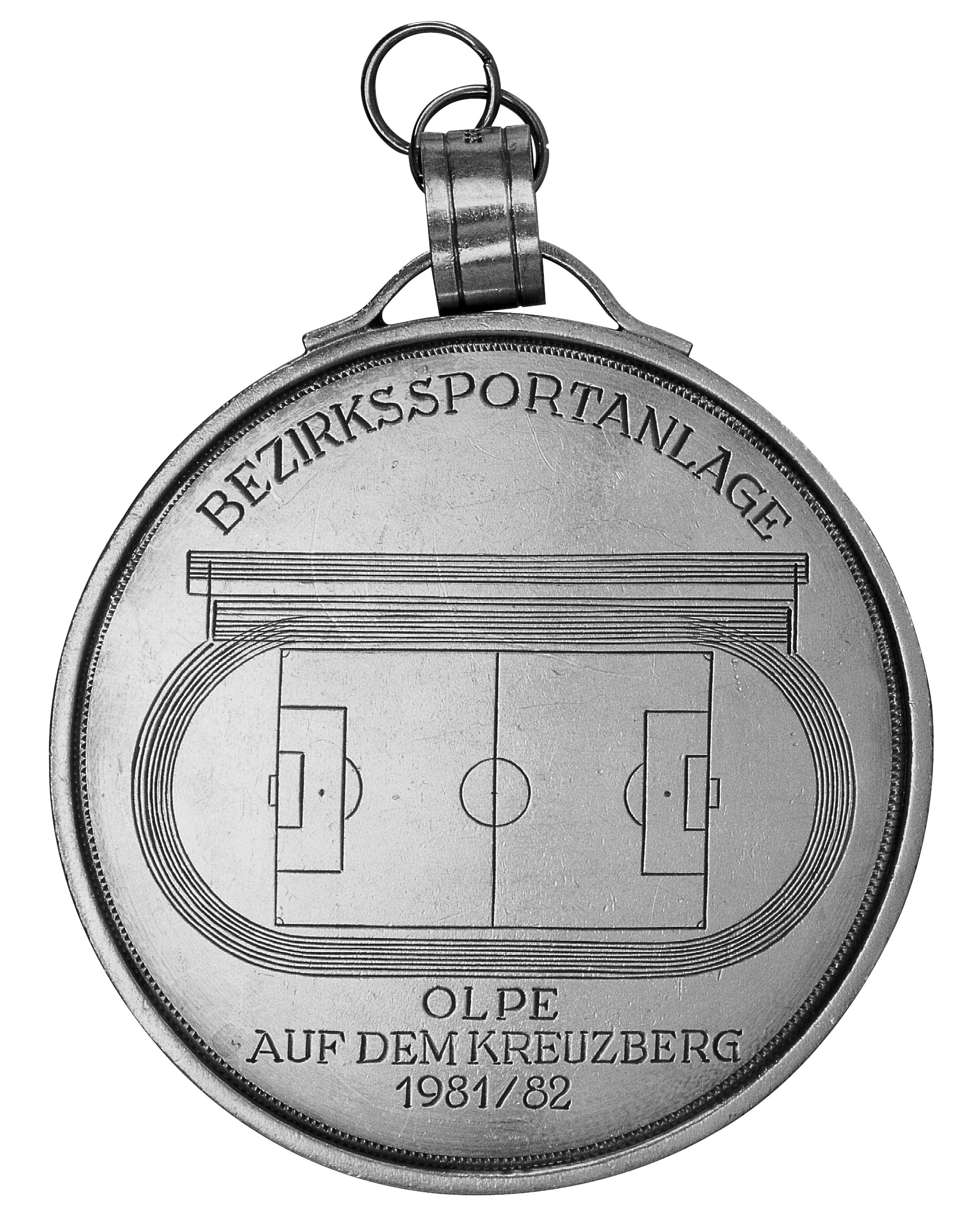 Orden Olper Schützenkönig 1981 - Herbert Brüser