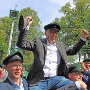 Olper Schützenkönig 2019 Wilhelm Rücker-Small