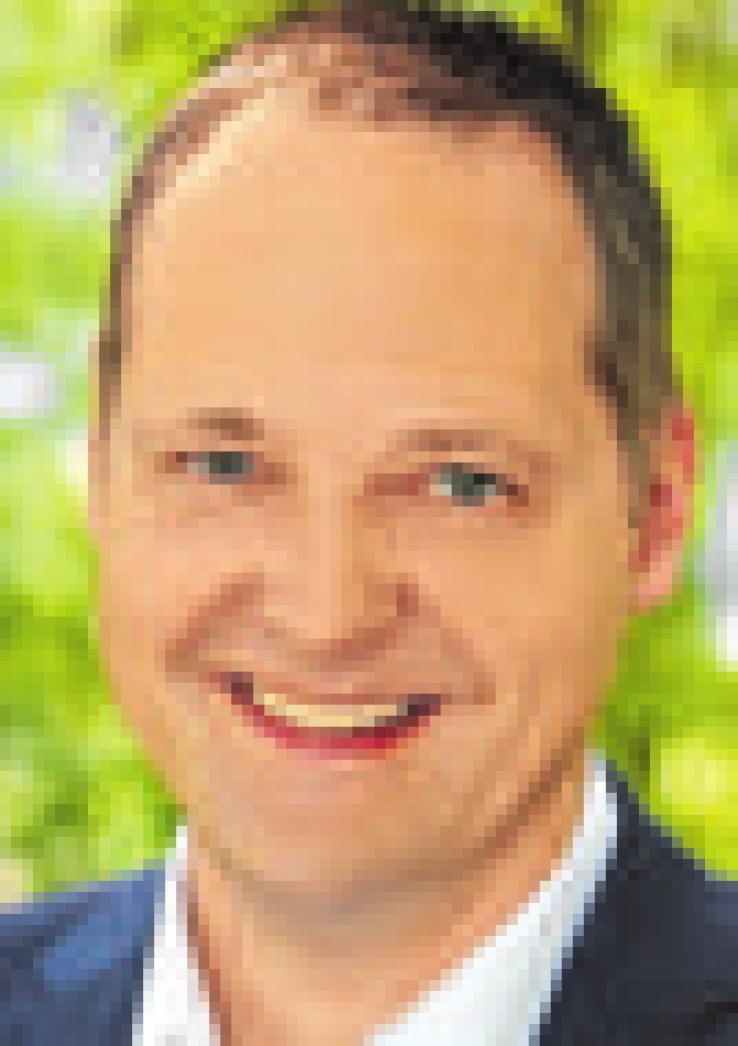 Bürgermeister Peter Weber