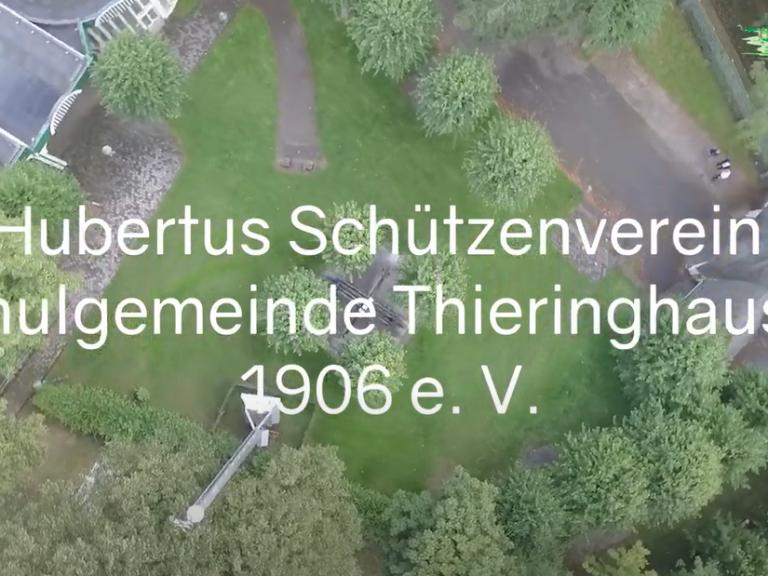 Schützengrüße an den St. Hubertus Schützenverein der Schulgemeinde Thieringhausen | 4. Teil des Platzrundgangs