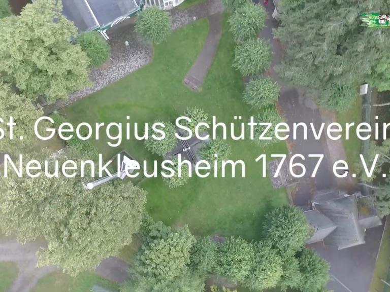 Schützengrüße an den St. Georgius Schützenverein Neuenkleusheim 1767 e.V. | 10. Teil des Platzrundgangs