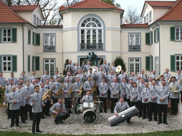 Heeresmusikkorps aus Kassel