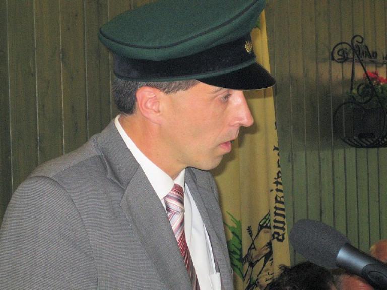 Ordensübergabe 2010
