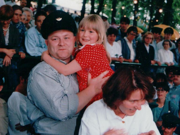 Olper Schützenkönig 1995 - Christoph Lütticke