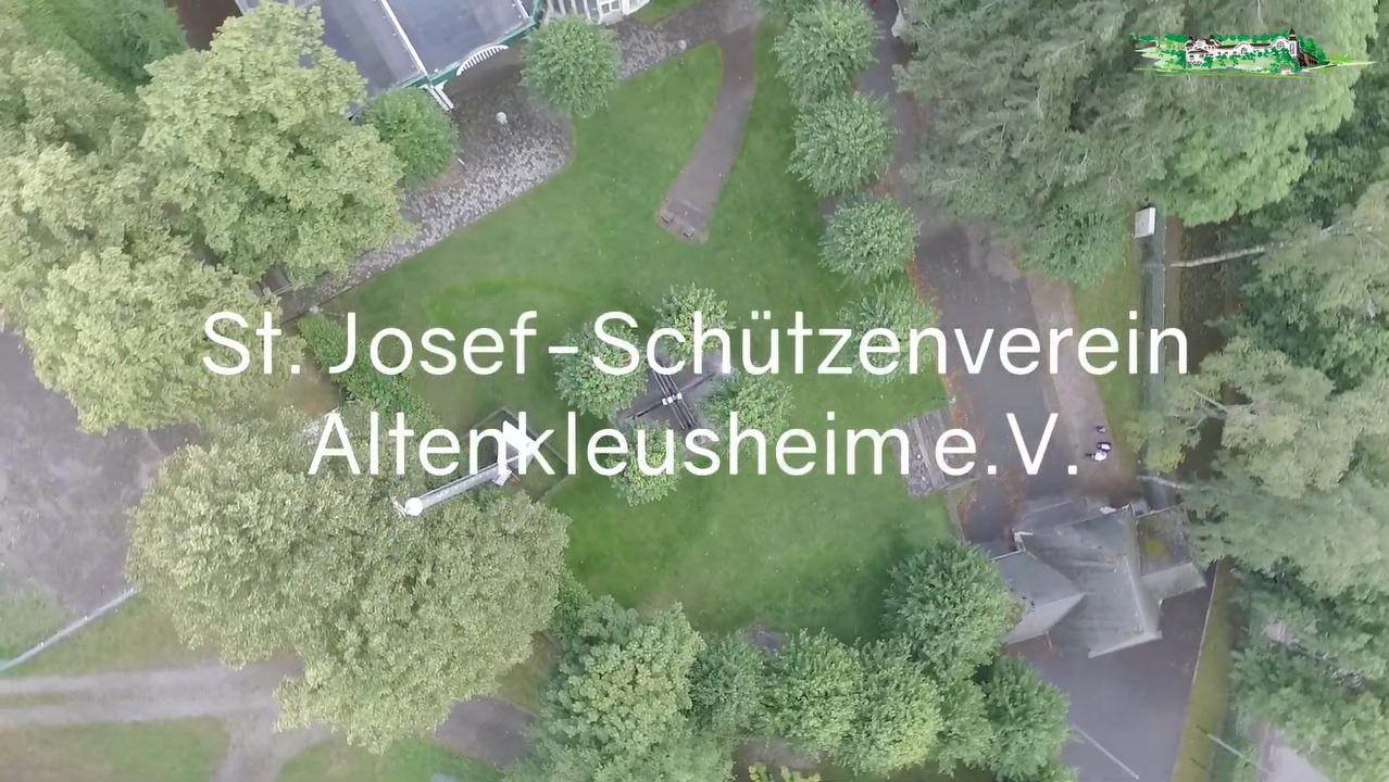 Schützengrüße an den St. Josef-Schützenverein Altenkleusheim e.V.   5. Teil des Platzrundgangs