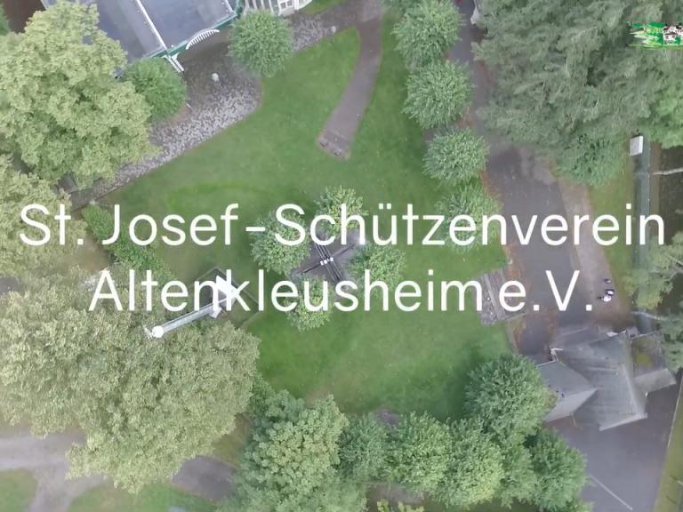 Schützengrüße an den St. Josef-Schützenverein Altenkleusheim e.V. | 5. Teil des Platzrundgangs