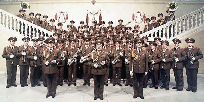 Zentral-Orchester der Weißrussischen Armee aus Minsk
