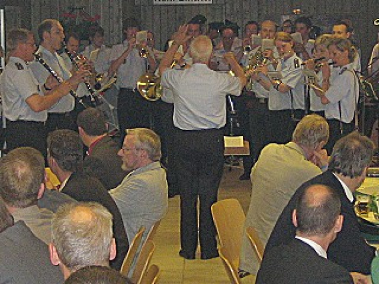 Ordensübergabe 2006