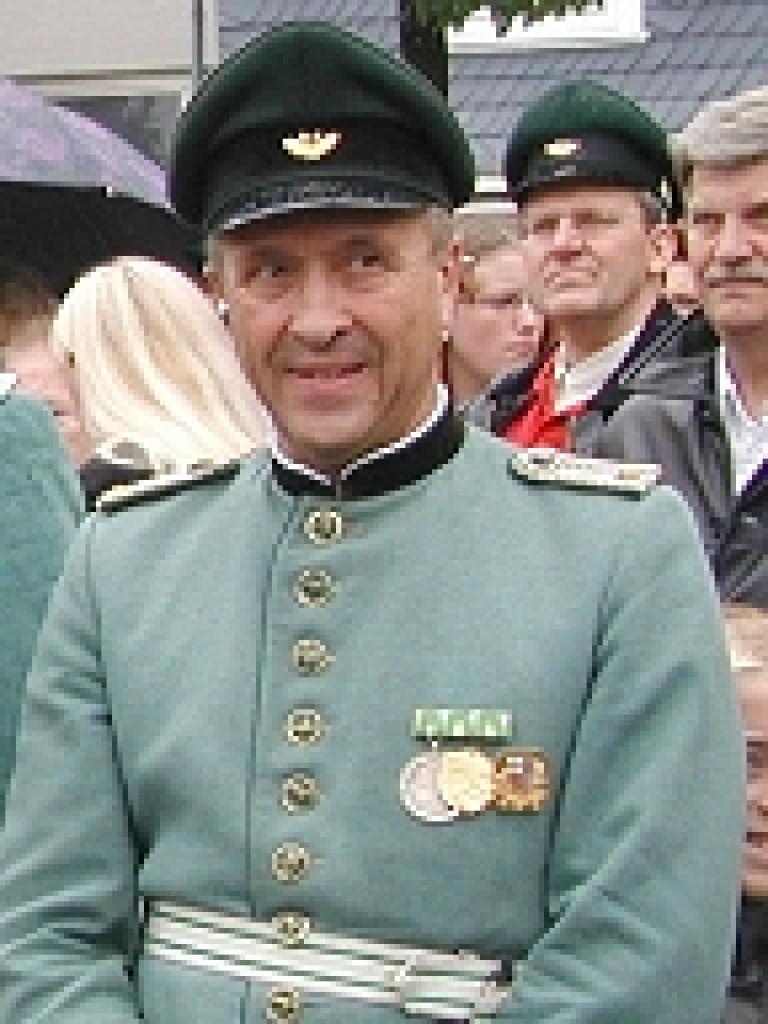 Oberleutnant Meinolf Schneider