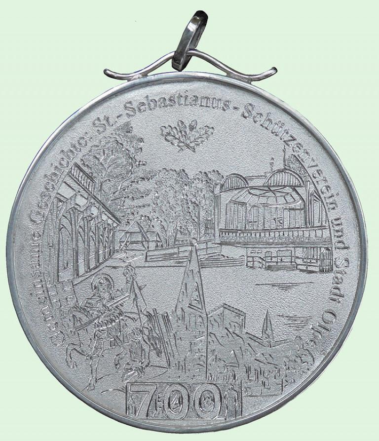Ordensübergabe 2012 - Königsorden 2012