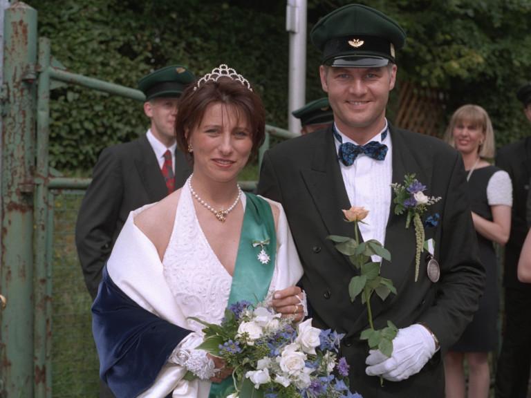 Schützenkönig 1996 - Dirk Rumpff