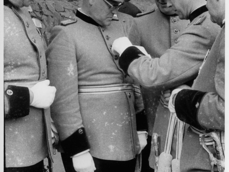 Schützenkönig 1968 - Paul Schulte