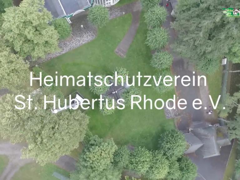 Schützengrüße an den Heimatschutzverein St. Hubertus Rhode e.V. | 8. Teil des Platzrundgangs