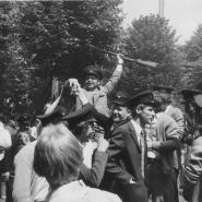 Olper Schützenkönig 1971 - Robert Flucht
