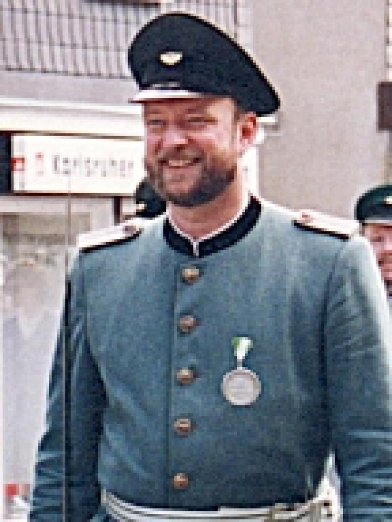 Leutnant Peter Gummersbach