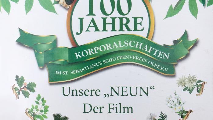 DVD 100 Jahre Korporalschaften