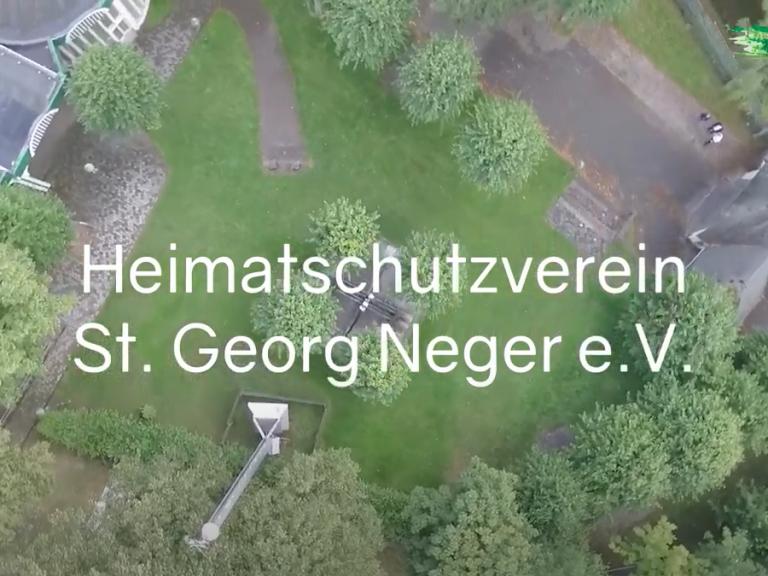 1. Platzrundgang 2021 | Heimatschutzverein St. Georg Neger