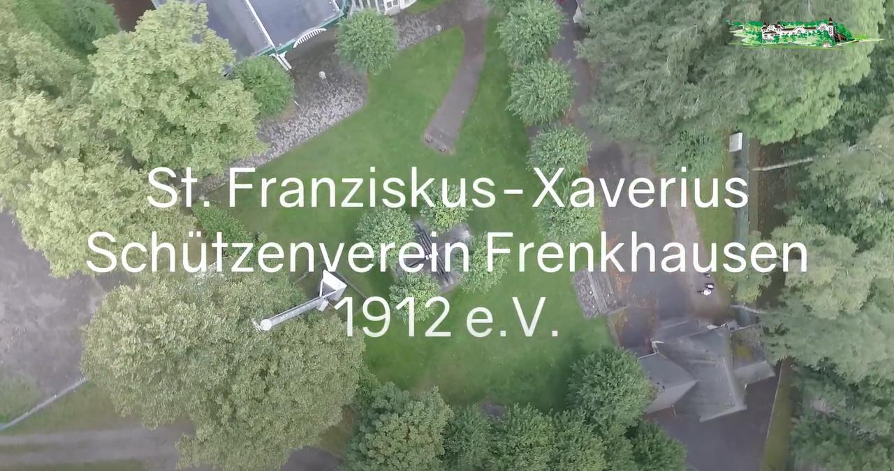 Schützengrüße an den St. Franziskus-Xaverius Schützenverein Frenkhausen | 2. Teil des Platzrundgangs