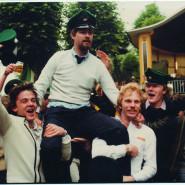 Olper Schützenkönig 1981 - Herbert Brüser