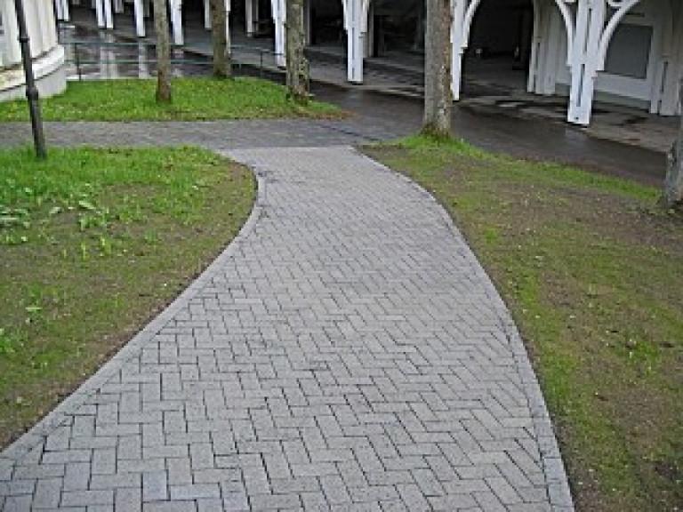 Baumaßnahmen im Jahre 2005