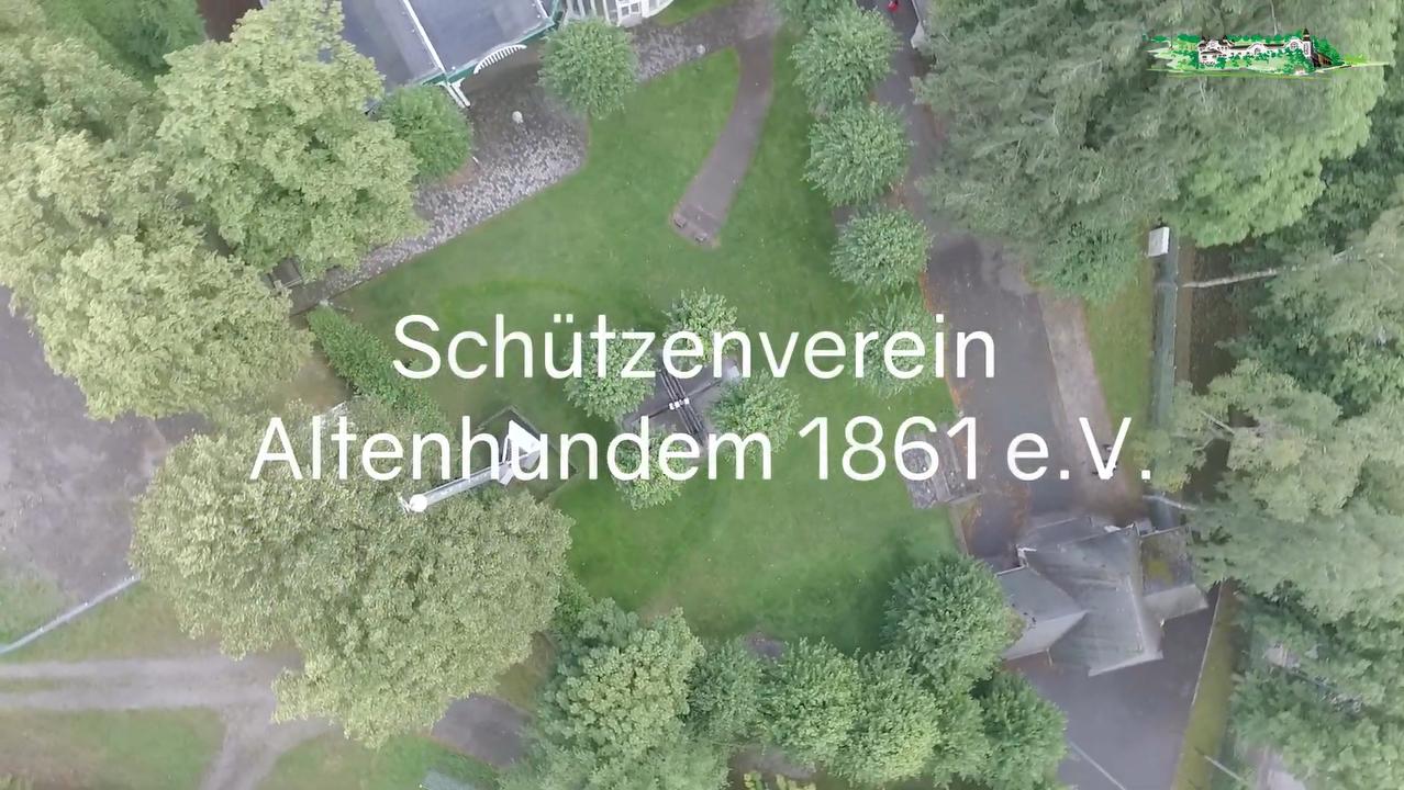 Schützengrüße an den Schützenverein Altenhundem 1861 e.V. | 11. Teil des Platzrundgangs