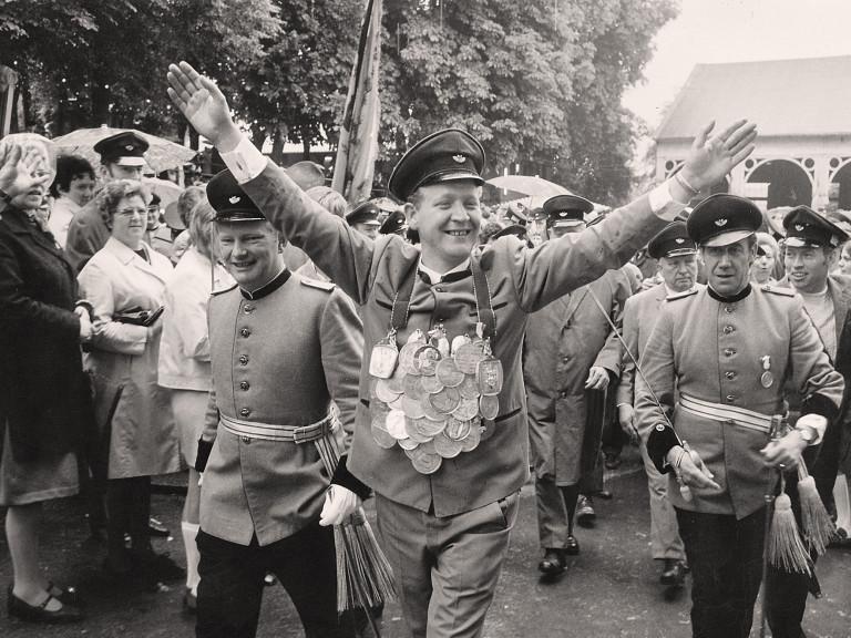 König 1970 Hans-Gerd Rütting