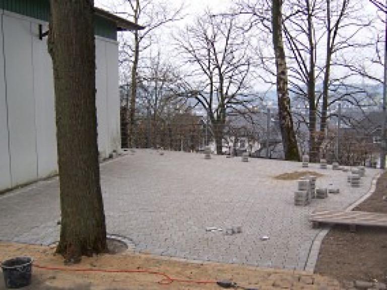 Baumassnahmen 2010