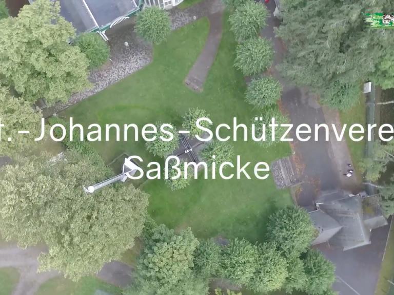 Schützengrüße an den St.-Johannes-Schützenverein Saßmicke | 6. Teil des Platzrundgangs