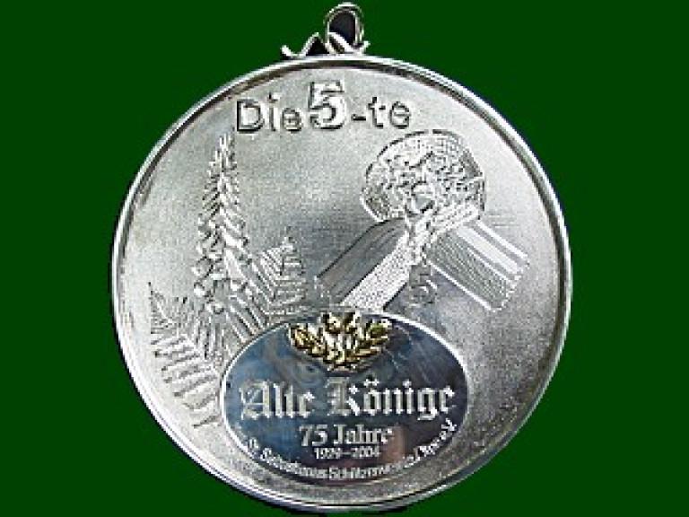 Ordensübergabe 2004 - Königsorden 2004